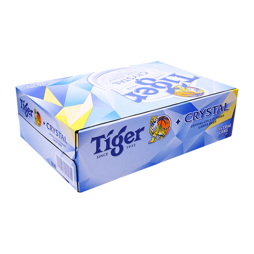 Bia Tiger Crystal Thung