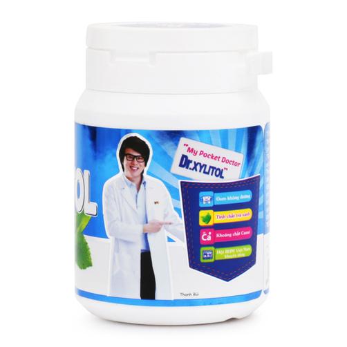Keo Gum Dr.Xyliton Huong Bac Ha Alaska 1