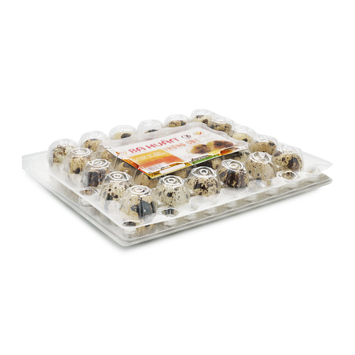 Trứng cút Ba Huân hộp 30 quả 1