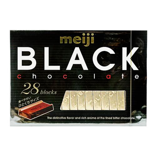 Sô cô la đen Meiji hộp 130g