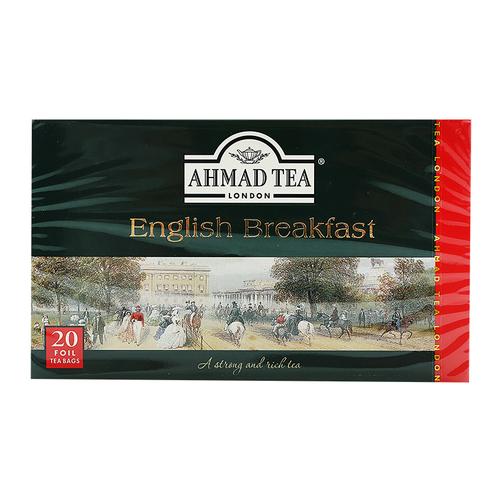 Trà Buổi Sáng Anh Quốc Ahmad Tea hộp 40g.1