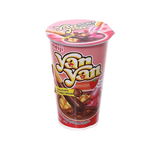 Bánh Que Chấm Kem Hương Dâu Yan Yan Meiji Ly 50g1