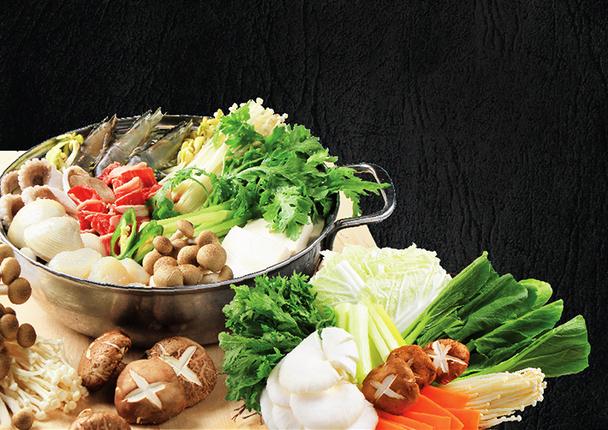 Buffet Lẩu Và Nướng Không Khói Ăn Thả Ga Gần 200 Món Tại Seoul Garden 2