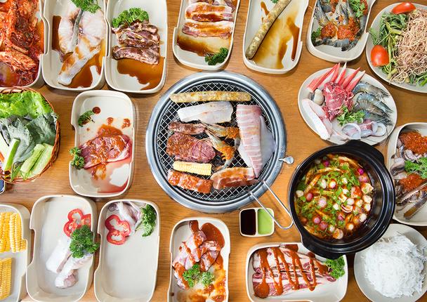 Buffet Trưa Và Tối Không Giới Hạn Với 50 Món Lẩu & Nướng Tại Nhà Hàng Sườn Cọng 2
