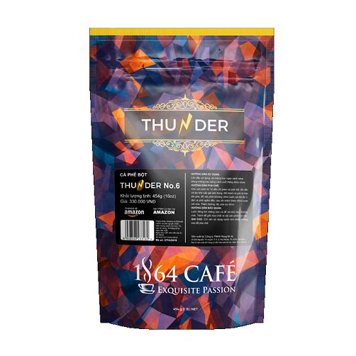 cà phê thunder số 6