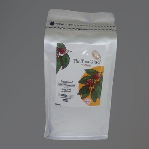 Cà Phê Hạt Arabica Honey Gói 500g
