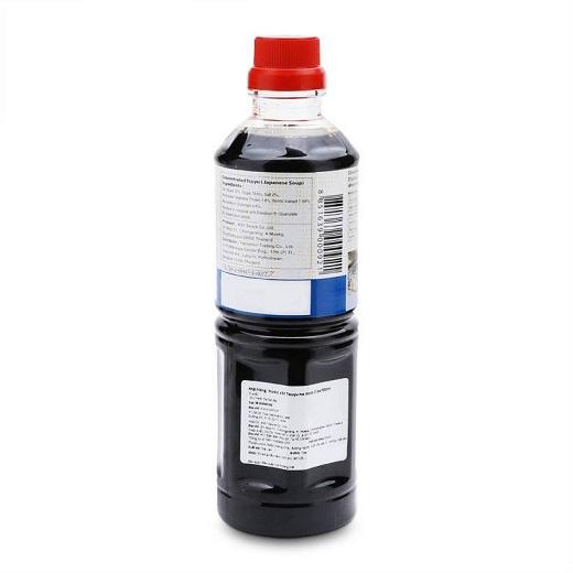 Nước sốt Tsuyu no moto 3 bai chai 500ml2
