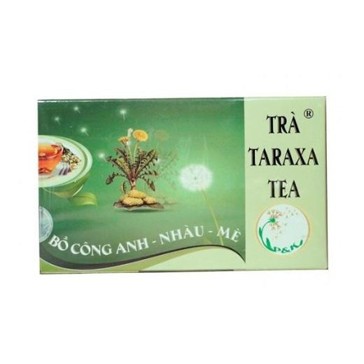 Trà Túi Lọc Taraxa Tea Hộp 45g 2