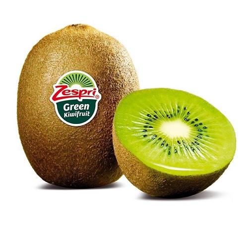 Kiwi xanh nhập khẩu Pháp