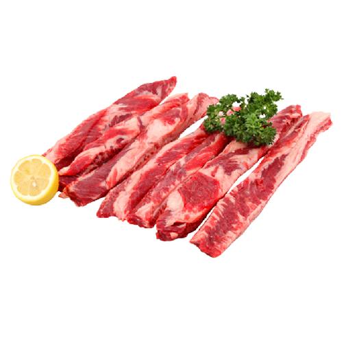 Thịt dẻ sườn bò NK Úc