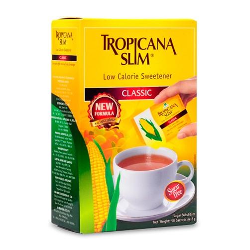 Đường bắp ăn kiêng Tropicana Slim Sucralose 100g