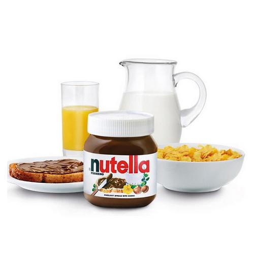 Mứt Chocolate Hạt Dẻ Nutella Spread 350gr.,.