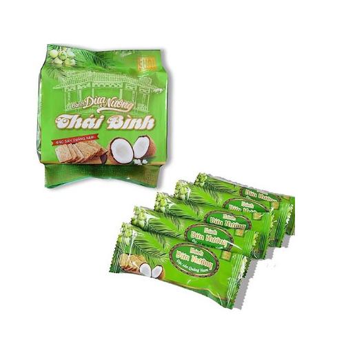 Bánh dừa nướng Thái Bình gói 180g