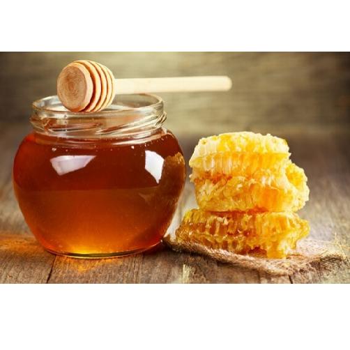 Mật ong hoa nhãn Hùng Vinh Chai 500ml.,.