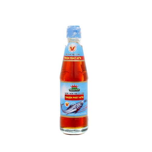 Nước Mắm Nhỉ Cá Cơm Thuận Phát 40N 250ml