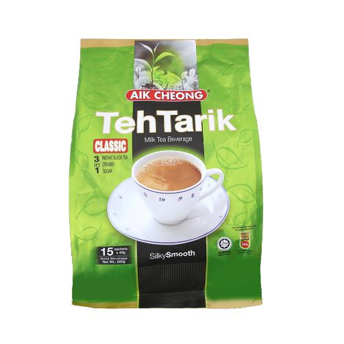Trà sữa Aik Cheong TehTarik Classic 3 trong 1 bịch 600g