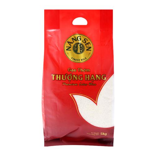 Gao Thom Thuong Hang Nang Sen Lotus Rice Goi 5kg