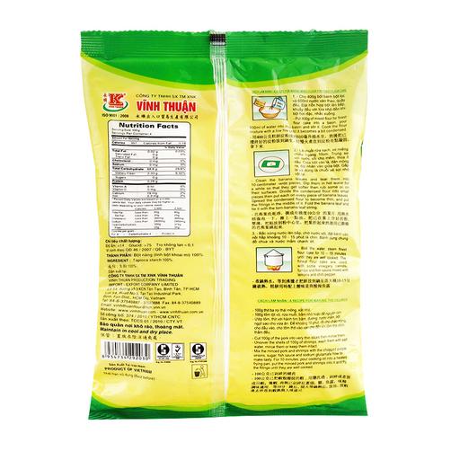 Bột bánh bột lọc Vĩnh Thuận gói 400g.2