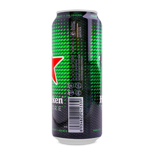 Bia Heineken Spectre Lon 1