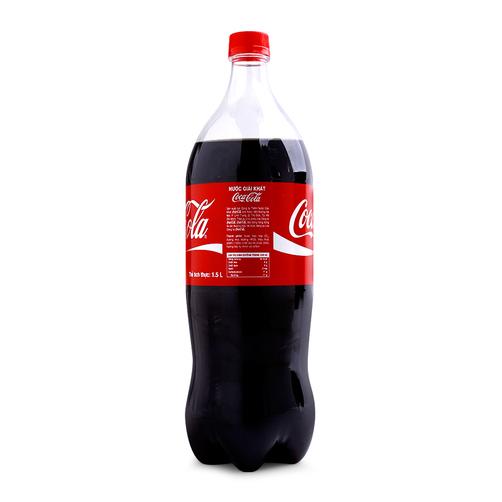 Nuoc Giai Khat Coca Cola Chai 1.5L 1