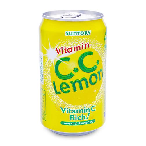 Nuoc Giai Khat Vitamin C Co Gas Vi Chanh CC Lemon
