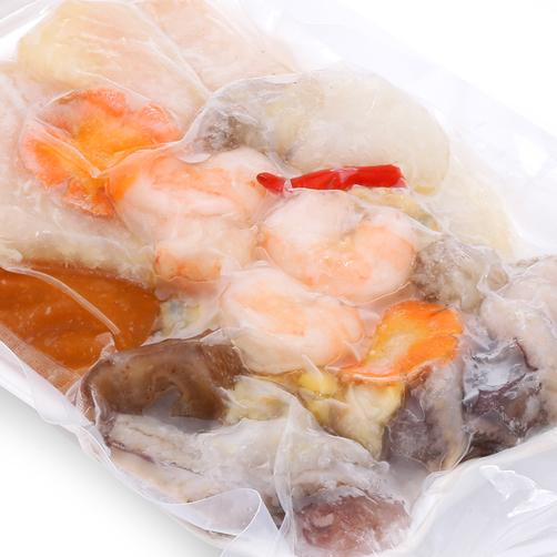 Lẩu hải sản hải sâm An Vĩnh gói 550g 1