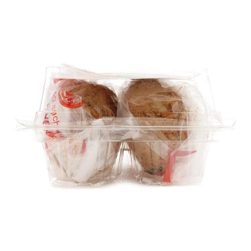 Trứng vịt bắc thảo Ba Huân hộp 4 quả 1