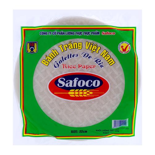 Bánh tráng Việt Nam Safoco gói 500g
