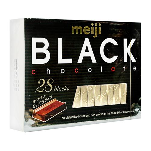 Sô cô la đen Meiji hộp 130g 1