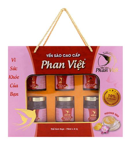 to-yen-chung-san-co-duong-huong-sen-phan-viet-hop-6-lo-x-70ml