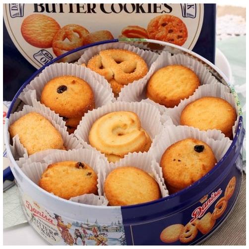 Bánh quy bơ Danisa hộp 454g