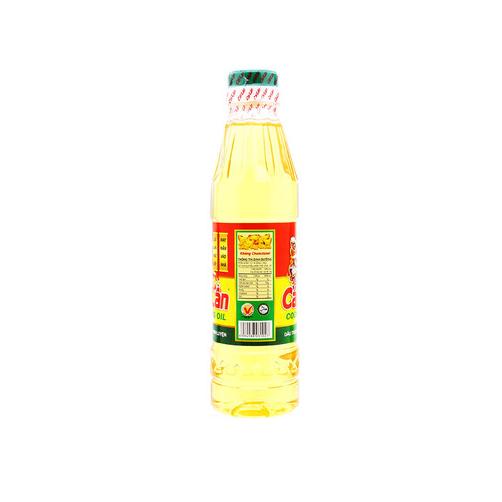 dầu ăn hảo hạng cái lân chai 400ml