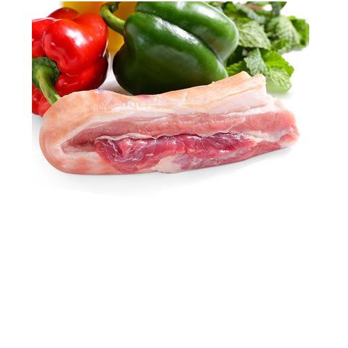 Thịt heo ba rọi ba huân