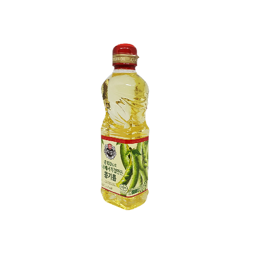 Dầu Đậu Nành CJ FOODS chai 500ml