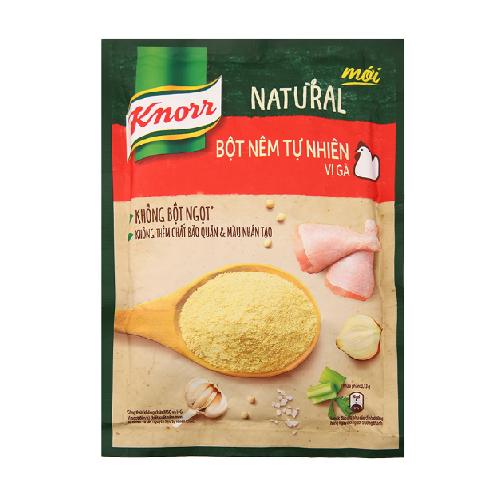 Bột nêm tự nhiên Knorr vị rau củ gói 150g