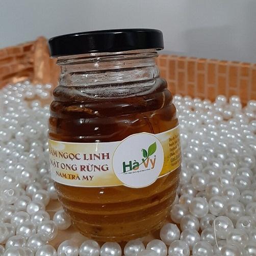 sâm ngọc linh ngâm mật ong