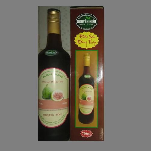 rượu trái sung nguyễn hiều