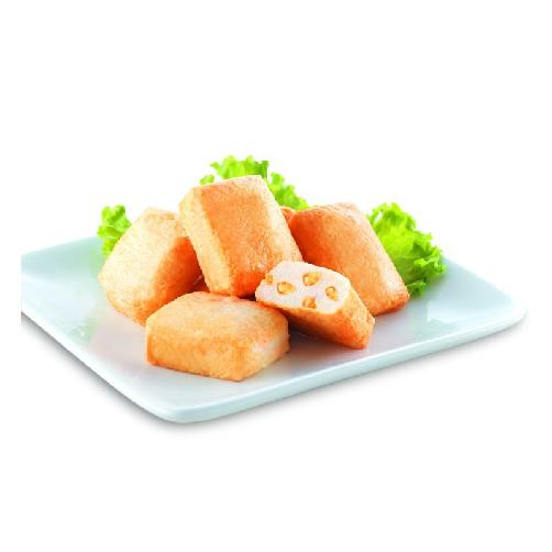 Đậu Hủ Cá Phô Mai Rick Ma Ma gói 250g