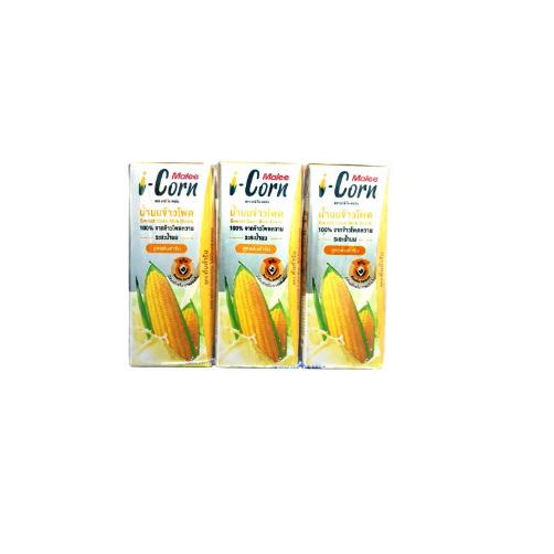 Sữa Bắp Malee I-Corn Hộp 180ml,