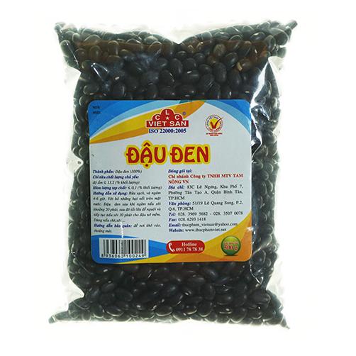 Đậu Đen Việt San Gói 500g