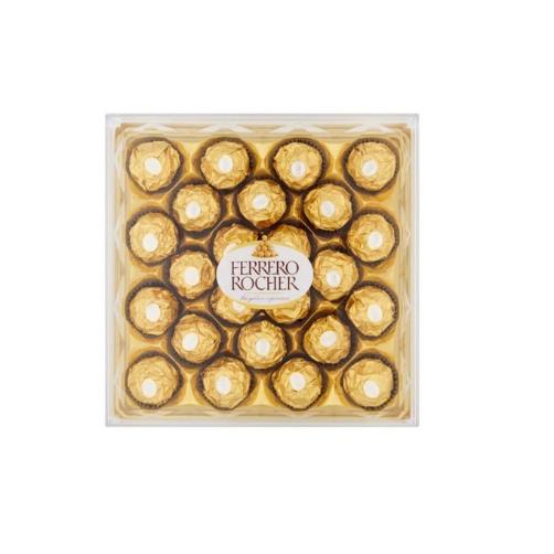 Sô cô la Ferrero Rocher 24 Viên Hộp 300g