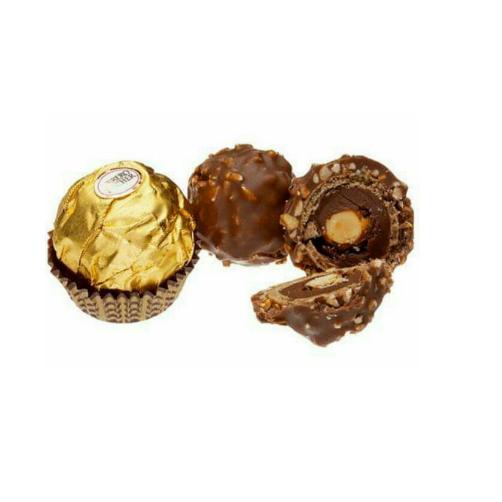 Sô cô la Ferrero Rocher 30 Viên Gói 375g,