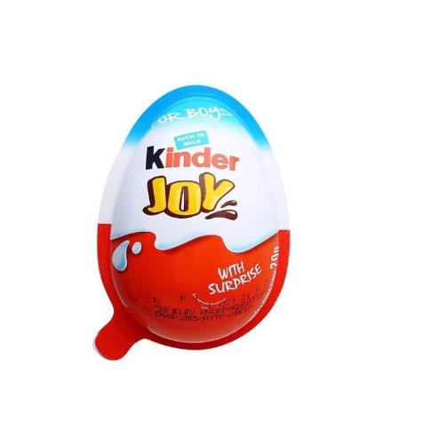 Socola Trứng Kinder Joy For Boys Cái 20g