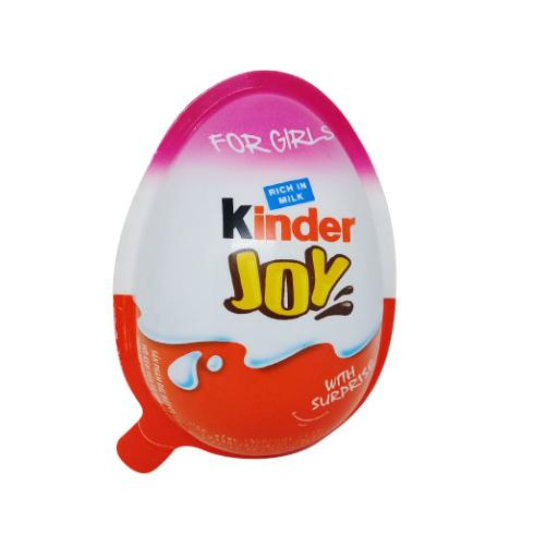 Socola Trứng Kinder Joy For Girls Cái 20g