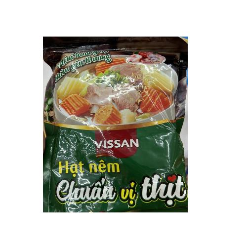 Hạt Nêm Chuẩn Vị Thịt Vissan Gói 1kg,