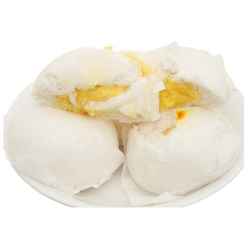 Bánh Bao Nhân Trứng Sữa Tươi CP Gói 270g,