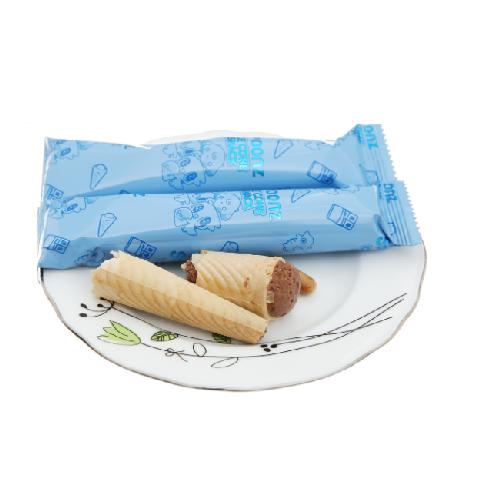 Bánh Xốp Spoonz Snack Ice Cone Vị Chocolate Hộp 27g,
