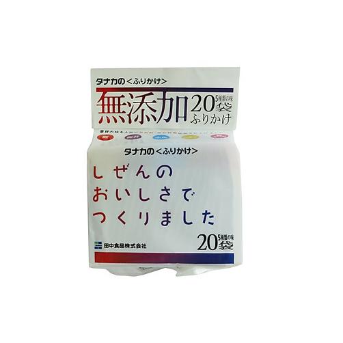 Gia Vị Rắc Cơm Tanaka Gói 40g x Thùng 40 Gói