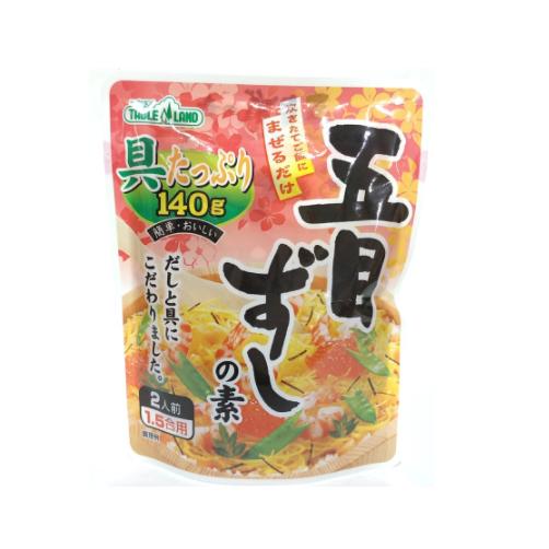 Gia Vị Trộn Sushi Gomoku Tableland Gói 140g x Lốc 10 Gói