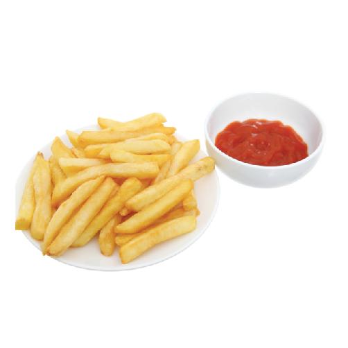 Khoai Tây Đông Lạnh Sợi Nhỏ Potato Chips Lutosa Gói 2.5kg,